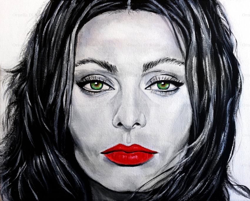 Sophia Loren by velvetdressx